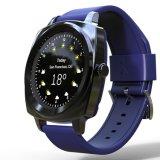 1.2二重バンドBluetoothが付いているインチIPSのタッチ画面IP54のスマートな腕時計及びダイナミックな心拍数、スリープモニタリング及び重力センサー2