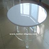 Moderne Duidelijke AcrylEettafel Squre (btr-Q7003)