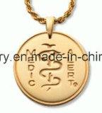 De chirurgische Armband van het Liefje van Midical van de Juwelen van het Staal Waakzame
