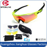 High Performance Blue Light Blocking Helmet Compatible Bike Glasses