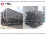 De natte Hete Mengeling van de Gaszuiveraar 120 T/H het Mengen zich van het Asfalt Installatie met Hoge Prestaties