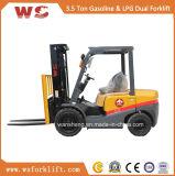 Preço de fornecimento da fábrica 3.5t Empilhadeira Diesel / 3500kg Empilhadeira com alta qualidade