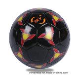 5#によってカスタマイズされるロゴの高品質PUのフットボールまたはサッカーボール
