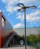 OpenluchtVerlichting van de Lamp van het unieke LEIDENE van het Ontwerp de ZonneLandschap van de Straatlantaarn met FCC van Ce