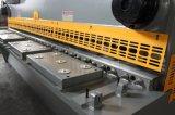 La esquila de guillotina hidráulica la máquina para el Metal, máquina de corte QC11k 16*2500