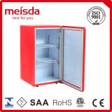 Mini refrigerador de la puerta sólida