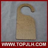 Impresión de transferencia de sublimación MDF Wood Door Hanger