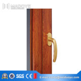 Окно деревянного зерна Китая алюминиевое стеклянное