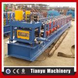 自動鋼鉄Gavanized C Purinは型のカッターが付いている機械の形成を冷間圧延する