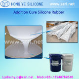 Caoutchouc liquide de silicium de platine pour la fabrication de moulages