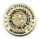 Изготовленный на заказ монетка сувенира печатание для усилия НАТО Косово