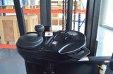 chariot élévateur 1.3ton électrique pour la crémaillère de mémoire d'entrepôt