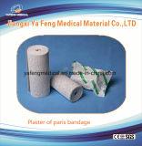 Plâtre médical de bonne qualité de bandage de Paris avec l'OEM