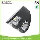 Indicatore luminoso alimentato solare esterno della lampada da parete del giardino del LED