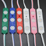 Module d'injection LED Couleur rouge Waterproof 3SMD5630 Module LED 12V 1.5W