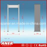 Camminata di sensibilità del fornitore della Cina alta tramite il cancello con 6 zone