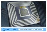 Étiquette populaire de collant d'IDENTIFICATION RF pour l'usage de trace de pneu