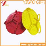 La promoción de silicona suave baberos para bebés Ecológica (YB-HR-55)