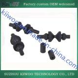 Ammortizzatore della gomma di silicone per la macchina