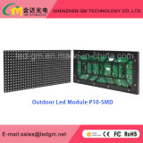 Long Lifespan Outdoor P10 SMD / DIP LED Display Full Color