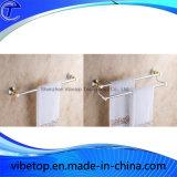 Alta calidad de accesorios de baño de acero inoxidable toalla rack