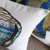 Weiche niedriger Preis-Baumwolldekorative Kissen-Leinencouch