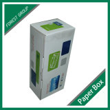 Fabricante acanalado reciclable del rectángulo de la cartulina
