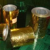 Clinquant d'estampage chaud d'or et d'argent pour le papier