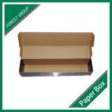 Caixa da ampola de papel ondulado