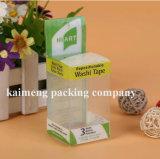 doos van het Pakket van de druk de Plastic pp Zuigfles voor het Pakket van de Fles van de Melk van de Baby