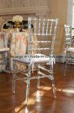 Vente en gros de chaises de chiavari empilées en cristal Elegance en cristal (CR003)