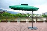 De openlucht Roterende Paraplu Partable Bali van het Terras