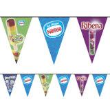 Publicité extérieure la plus vendue Pavillon de drapeaux décoratifs