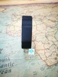 L'identificazione di frequenza ultraelevata poco costosa scheggia i braccialetti delle modifiche dei Wristbands rf del PVC del silicone RFID