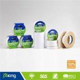 El nuevo producto crea el doble del papel para requisitos particulares de tejido echó a un lado cinta