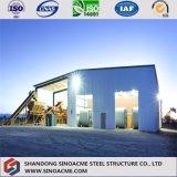 Горячие продажи модульная конструкция с длительным сроком службы сегменте панельного домостроения стали структурные рабочего совещания