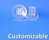 Gancho de copo transparente da sução do vácuo de Dehuan
