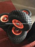 650-8 rotella libera piana di gomma della gomma piuma dell'unità di elaborazione di Maxtop