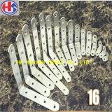 Formato differente del rifornimento del piatto ad angolo retto, connettori d'angolo (HS-AC-003)
