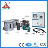 100kg acier Fer Four électrique industriel de fusion par induction (JL-KGPS-160KW)