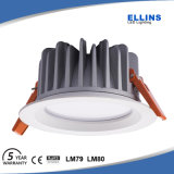 상업적인 점화 15W 20W Dimmable LED Downlight IP44