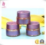 Prodotti cosmetici che impaccano il coperchio circolare del reticolo del mini vaso cosmetico 10ml