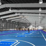 Prefab Steel Structure Indoor Basketball Court Gym avec faible coût