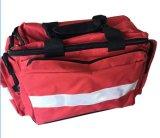 Jogo de primeiros socorros da emergência da ambulância do saco do equipamento médico