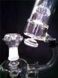 qualité en verre en verre fabriquée à la main de Shisha de conduite d'eau a-69 bonne/narguilé en verre