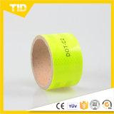 Fluorescente Geelgroene punt-C2 Weerspiegelende Band