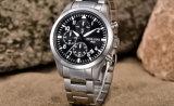 Relógios de quartzo para homens masculinos Relogio Masculino Relógios para homem Top Marca Relógio masculino de luxo Relógios de pulso Piloto militar