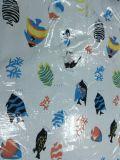 Mantel de plástico de PVC suave lámina impresa Manteles decorativos