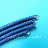 Haushalts-elektrische Geräteweich überzogenes acrylsauerfiberglas-umsponnenes Isolierung Sleeving