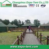 Camouflage se réunissant facile Yurt campant à vendre